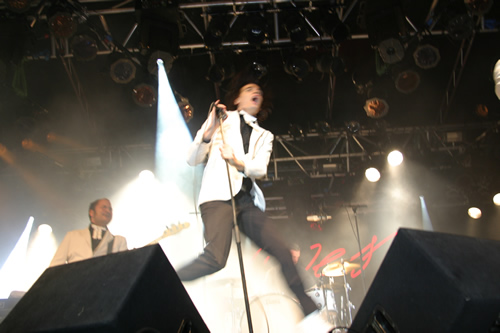 The Hives 2004