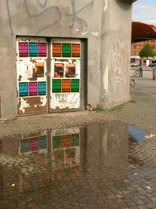 Posters för Nakna kocken i Berlin