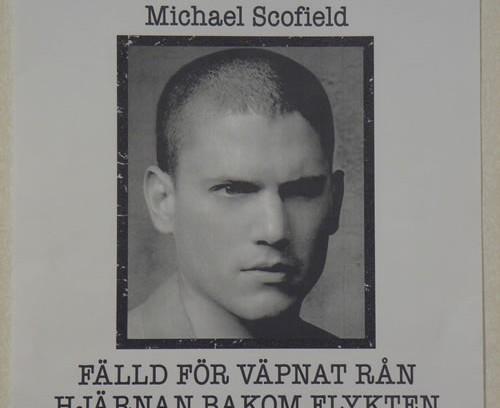 Affisch-kampanj för prisonbreak åt TV3